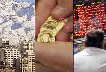 بررسی ساز و کار انتقال ریسک بین بازارهای ارز، مسکن و سهام اقتصاد ایران (با استفاده از رویکرد پارامتریک و ناپارامتریک ارزش در معرض خطر)