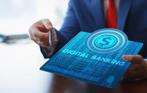 الگوی ساختاری تأثیر بانکداری الکترونیک بر افزایش توان رقابتی بانک ها