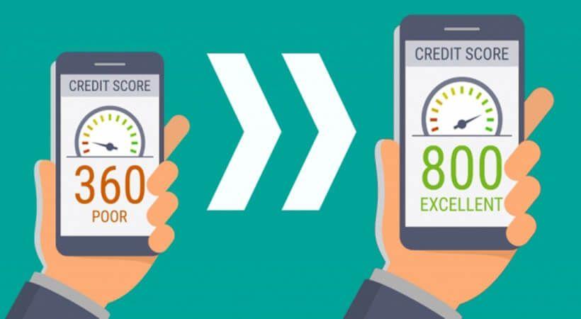 راهکارهای بهبود رتبه اعتباری و نمره اعتبارسنجی