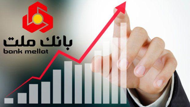 درخشش بانک ملت در یکصد شرکت برتر ایران
