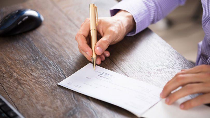 گزارش بانک مرکزی درخصوص چکهای مبادله شده در دی ماه