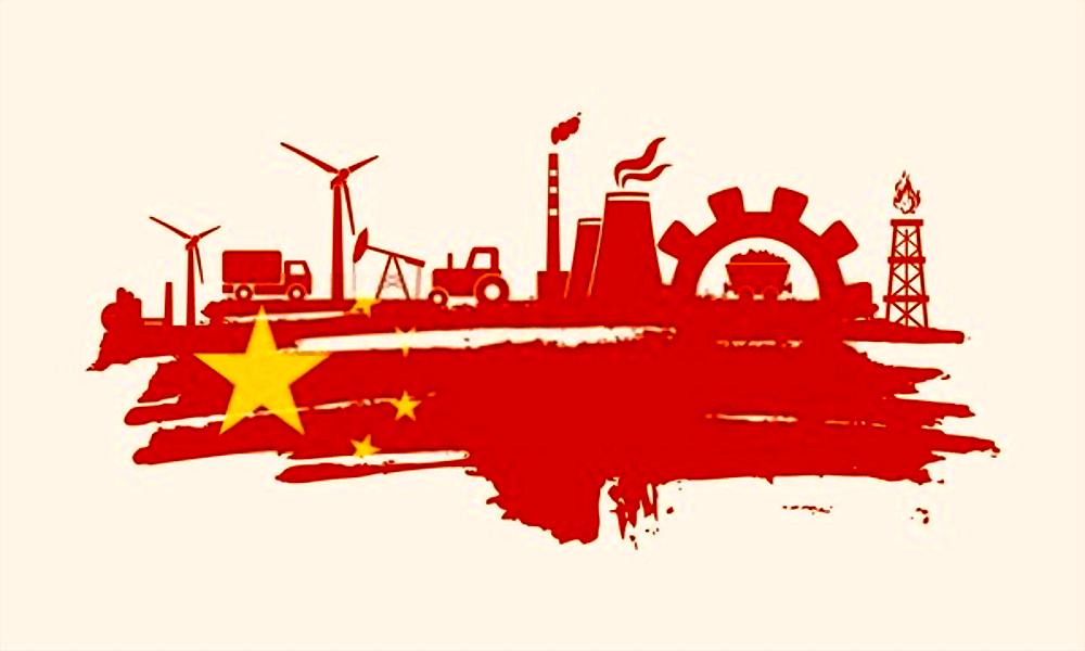 چین در صدر رتبهبندی برترین تولیدکنندگان جهان