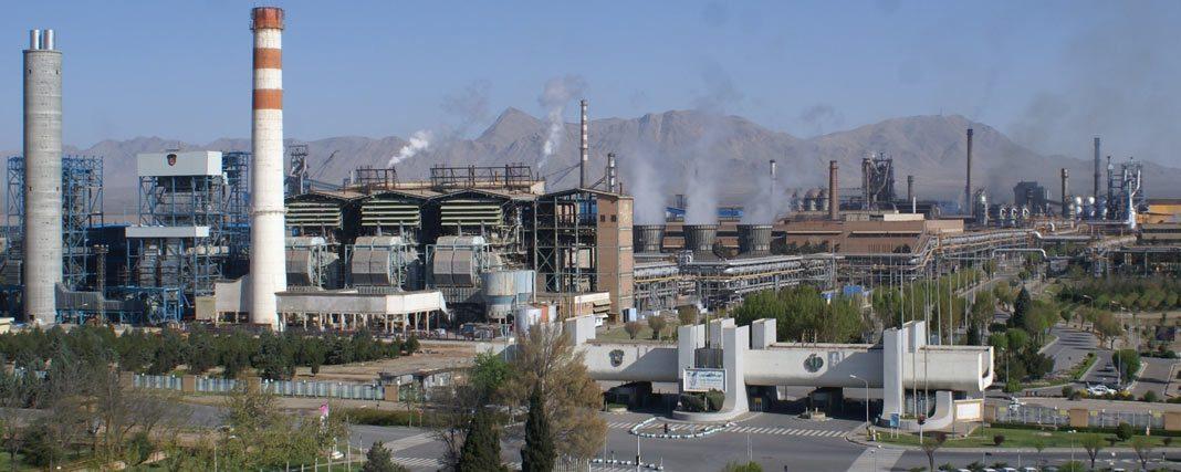 حمایت بانک ملی از صنعت فولاد کشور