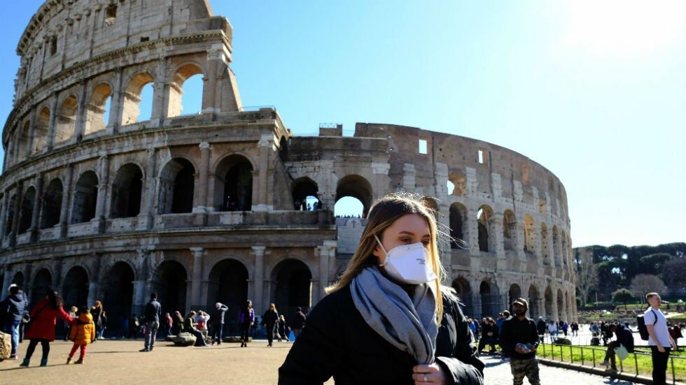 پیامد شیوع ویروس کووید-19 بر رشد اقتصادی ایتالیا و اتریش